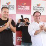 """""""Foram muitas realizações em vários municípios. O evento traz gente de todas as secretarias para conhecer Alagoas e se aproximar do cidadão."""""""