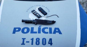 Foto: Polícia Civil de Paulo Afonso, Bahia.