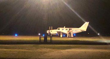 Foto arquivo. UTI aérea em 16 de maio no aeroporto de Paulo Afonso. Foto: PA4.COM.BR