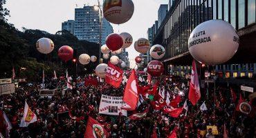Centrais sindicais farão atos de encerramento da Greve Geral nas maiores cidades do país / Mídia Ninja