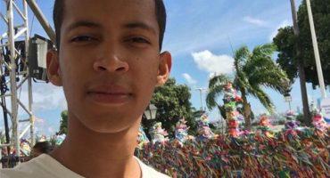 Artur Santos, 18 anos