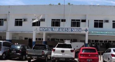 Hospital Nair Alves de Souza, Paulo Afonso (BA). Foto: Divulgação