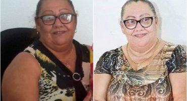 """Cleonice Santos, mais conhecida como """"Baluza"""". Foto: reprodução"""